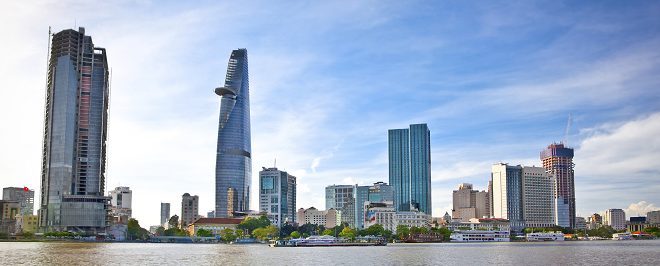 Vietnam now has a rapidly expanding tech sector that's attracting investors from around the globe due to low business costs and highly skilled workers.
