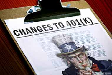 Plethora Of 401(K) And IRA Changes Coming