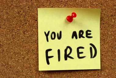Things You Didn't Know Could Get You Fired