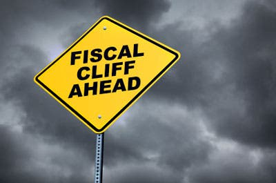 How The Fiscal Cliff Could Affect Your Net Worth