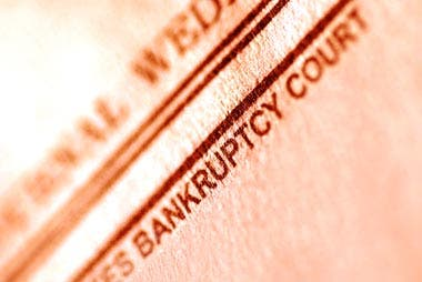 5 Reasons Not To File For Bankruptcy In Your 20s