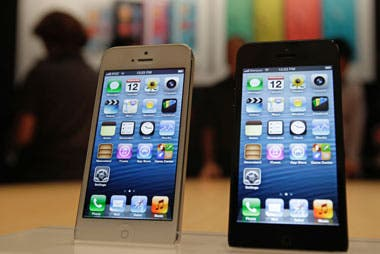 Are The iPhone 5's Features Unique?