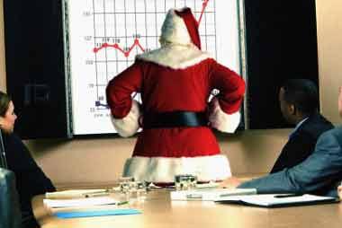 Why Santa Is The Shrewdest Businessman