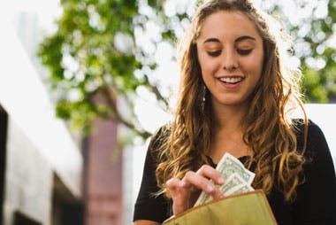 Today's Teens And Money