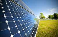 Solar energy is growing again and it could be time to invest.