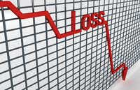 Negative earnings--or losses--can be caused by temporary factors or permanent difficulties.