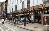 Like Chipotle, Shake Shack is a publicly traded company in the fast casual industry, but investors have different projections for its success.