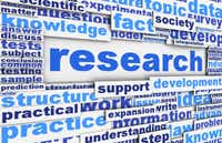 What is the impact of research on stock prices?