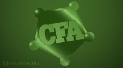 What Is A CFA?