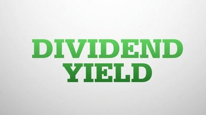 Introduction To Dividend Yields