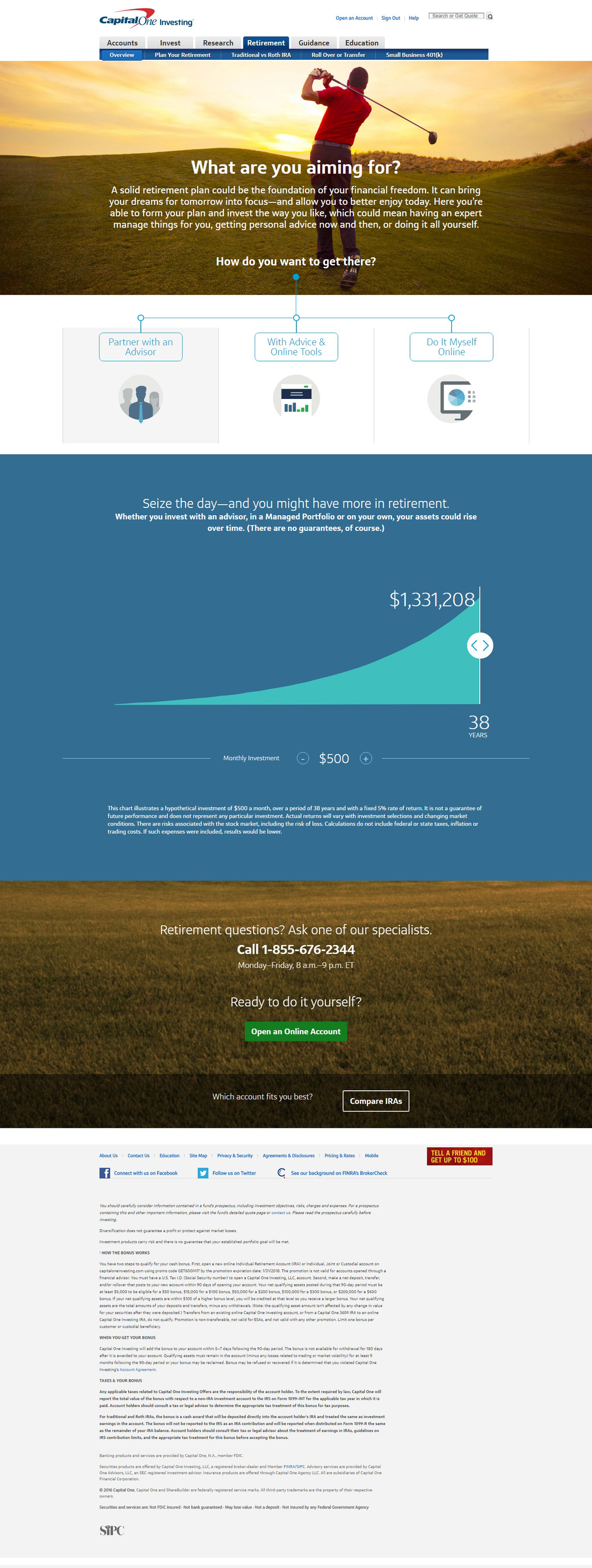 Capital One Investing Platform Walkthrough | Investopedia