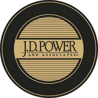 JD Power badge