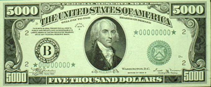 famous discontinued and uncommon u s currency denominations