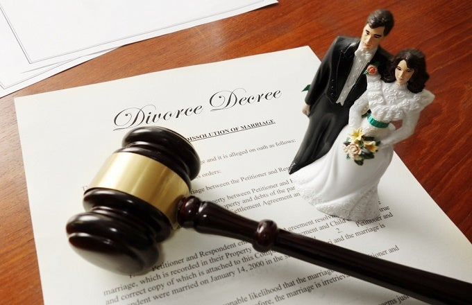 common mistakes in divorce