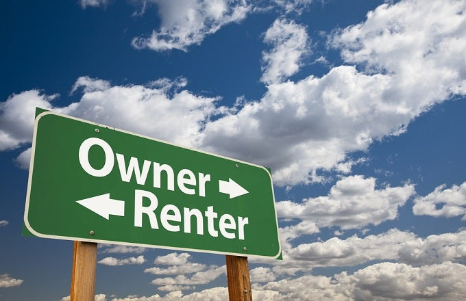 should you buy a house or rent
