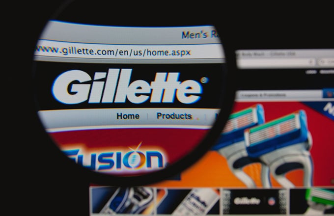 gillette and mens wet shaving market A look a the gillette market share decline with upstarts such as harry's and dollar shave club growing.