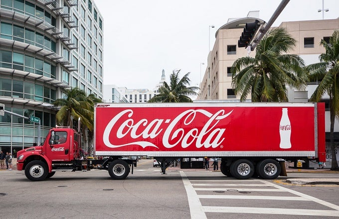 outbound logistics coca cola Coca-cola, the world's largest beverage company, recently honored schneider, north america's premier provider of truckload, intermodal and logistics services, with its dedicated carrier of the year award.