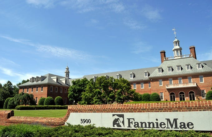 Fannie mae dives into single family rental market fnma invh fannie mae fnma has treaded 1 billion deeper into the rental market after guaranteeing debt backed by invitation homes inc invh blackstone group stopboris Images