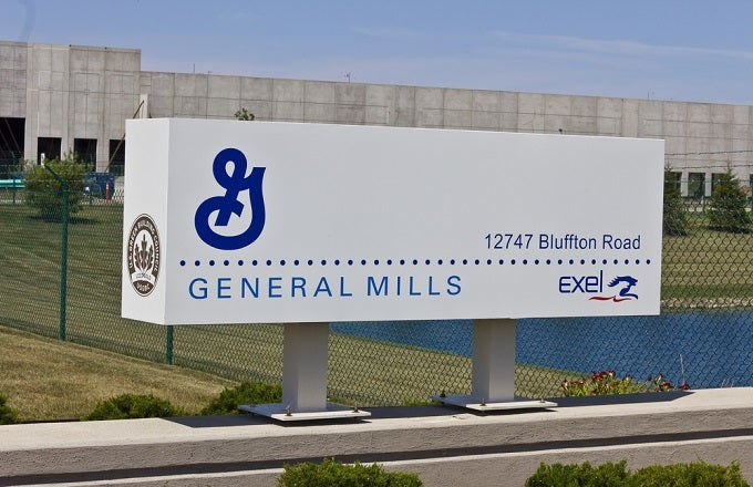 General mills stock options