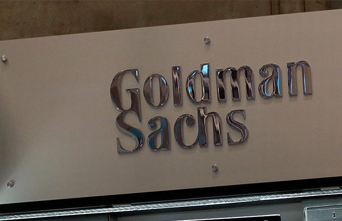 Goldman sachs employee stock options
