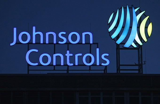 Johnson controls employee stock options