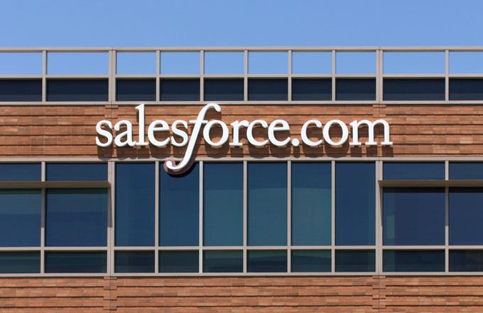 Salesforce's Relationship With Microsoft Sours (CRM, LNKD)