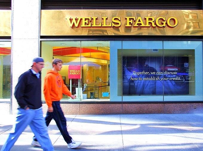 Wells fargo employee stock options