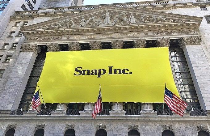 Snapchat employee stock options