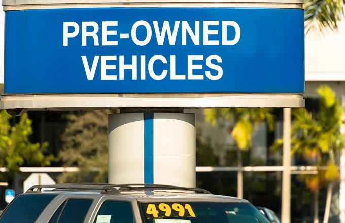 car buying guide for beginners