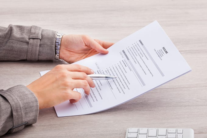 6 resume must haves