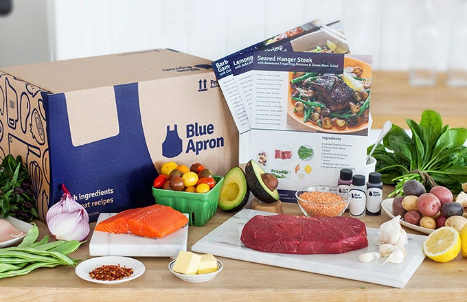blue apron review is it worth it investopedia. Black Bedroom Furniture Sets. Home Design Ideas