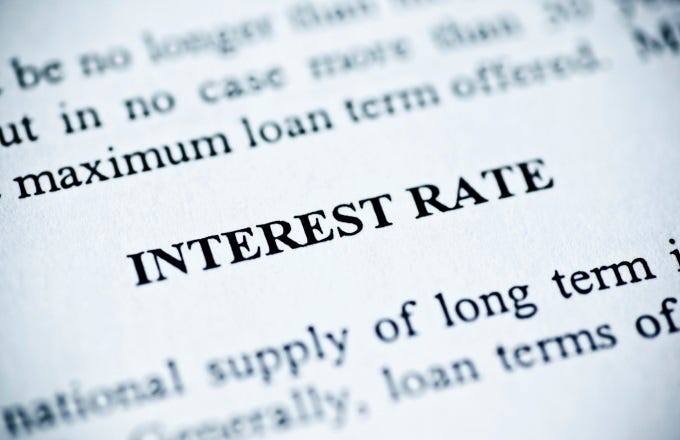 how negative interest rates work investopedia