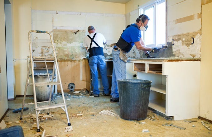 Top 5 Home Renovations for Your Money in 2017
