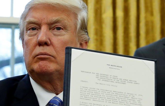 Trump Executive Orders Investopedia