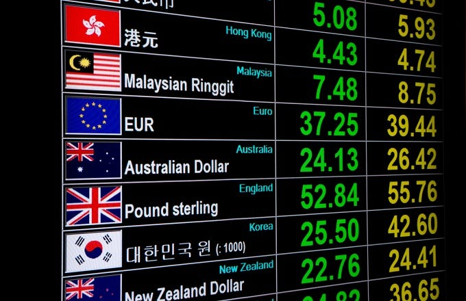 Top 100 forex trading
