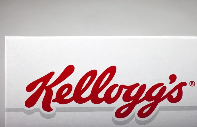 Kellogg stock options
