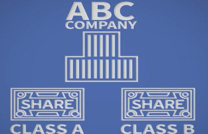 class of shares