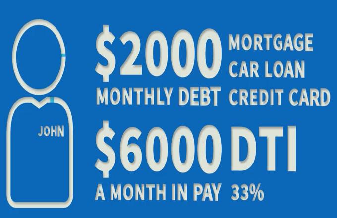 How do i reduce my debt to income ratio