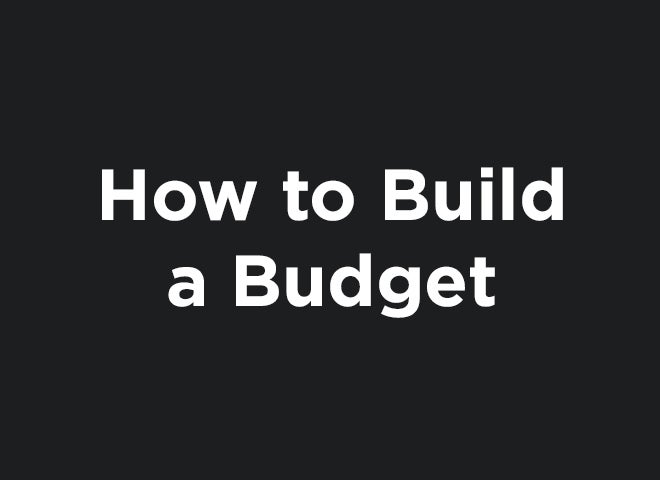 what is a budget budgeting terms and tips