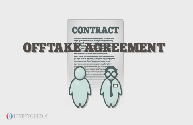 Offtake Agreement