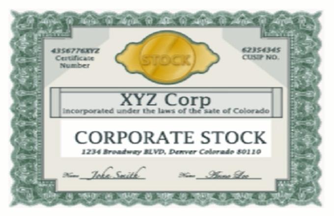 Old Stock Certificates: Lost Treasure?