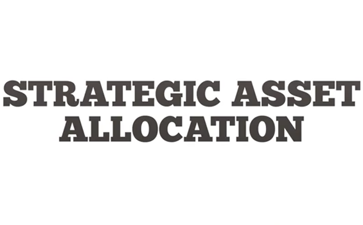 Strategic Asset Allocation to Rebalance Portfolios