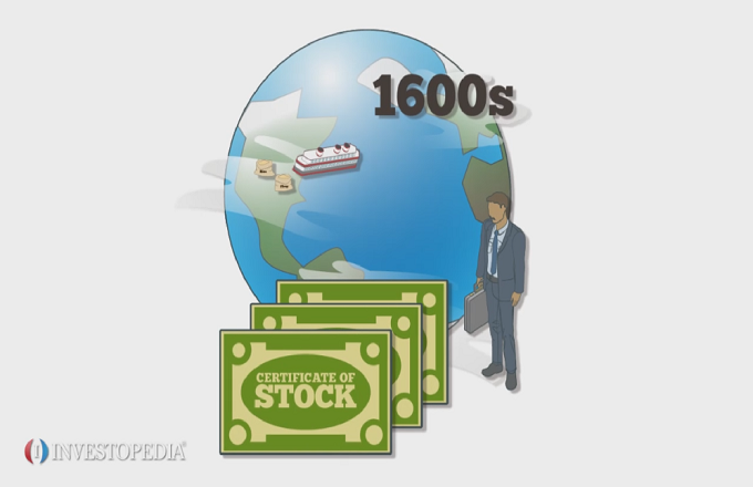 The History of Stock Exchanges