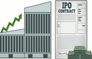 Advantages and disadvantages of having an investment bank during ipo