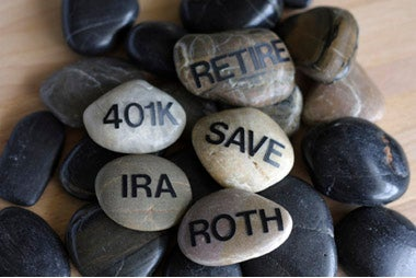 Best option for retirement buyout