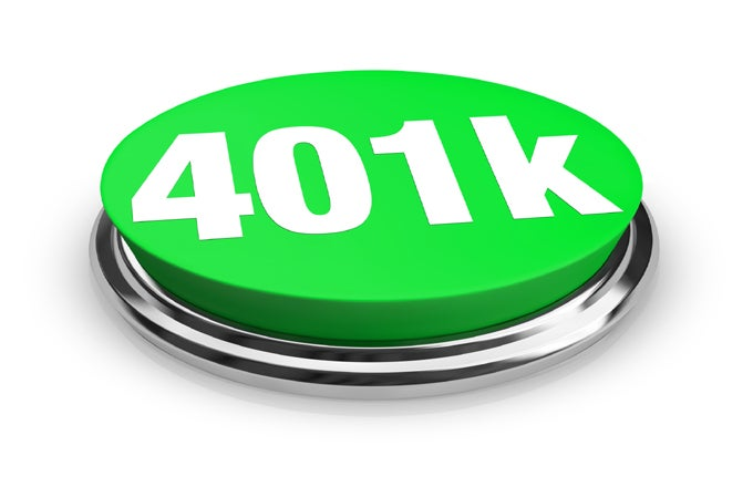 Liquidating a 401k early