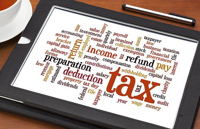 10 Steps To Tax Preparation