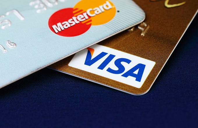 Visa vs mastercard is there a difference investopedia as of december 2015 the average debt per credit card was 15762 and american consumers reheart Gallery