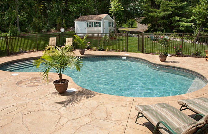A Swimming Pool Can Be A Good Investment If It Is Of The Right Size And You  Live In The Right Place    And If Youu0027re Willing To Put In The Time ...