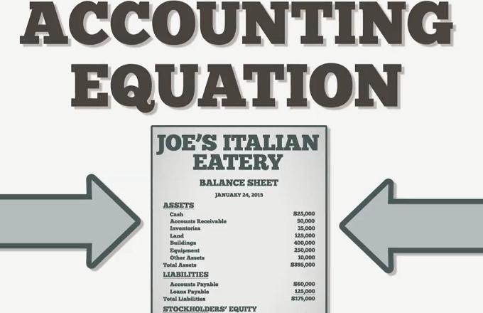 simple accounting balance sheet